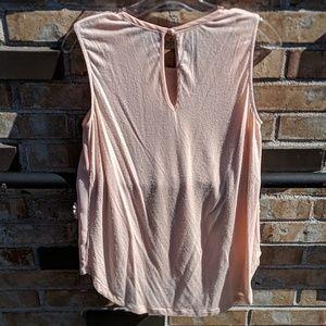Ro & De Tops - Ro & De Nordstrom appliqué blouse